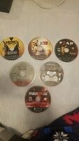 PS3 GAMES Bundle Lot - Playstation 3 Lot - GAMES ONLY NBA16 - GOW Fallout ETC!!