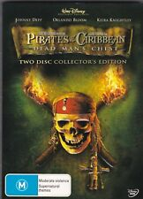 Pirates Of The Caribbean - Dead Man's Chest - DVD (2xDVD Region 4 PAL)