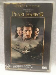 PEARL HARBOR WAR PLANE WW2 Action Adventure Movie DVD
