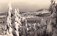 Blick vom Kahleberg auf Altenberg / Erzgeb.  , Ansichtskarte, 1965 gelaufen
