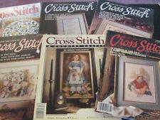 Lot of Cross Stitch Pattern Magazines - Leisure Arts - Better Homes & Gardens