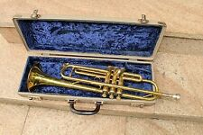 Trompete Emo Professional < alte TROMPETE EMO < VINTAGE TROMPETE < MIT KOFFER <