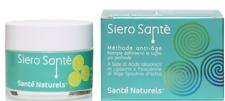 Siero viso Spirulina 50 ml: Idratante, Antiossidante, Antiage - Sante Naturels