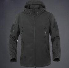 Men Army Camouflage Coat Military Jacket Waterproof Windbreaker Raincoat Clothes