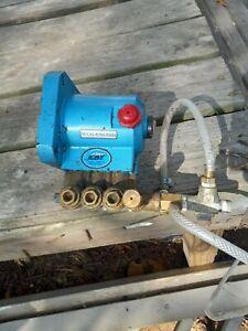 4DNX25GSI Cat Pump Working 2.5 GPM