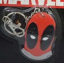 Marvel Comics Deadpool Bendable Keychain New in package dead pool flexible