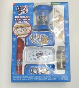 NEW Chips Ahoy Ice Cream Sandwich Maker Kit Frankford Nabisco Bb March 2020