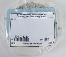 New Siemens Db-Hr Smoke Detector/Fire Alarm Base 500-033220 (32 Avail.)