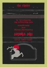 Matchbook Cover - Tri Ply Bitumen Centex Building Supply Oakland CA 40 Strike