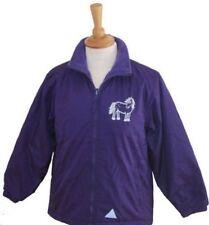 Vêtements violets polaire pour fille de 2 à 16 ans