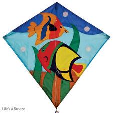 PESCI aquilone. per bambini Diamond Kite