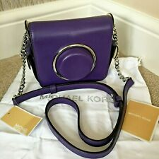 MICHAEL KORS LEATHER CAMERA BAG RETAIL AS WORN BY TAYLOR SWIFT