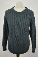 WOOLOVERS Crew Neck Pullover Jumper size S