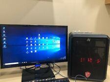 Dental CADCAM PC With CAD CAM software