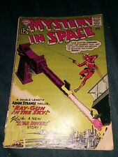 MYSTERY IN SPACE #77 (1962) DC COMICS Adam Strange Infantino silver age lot set