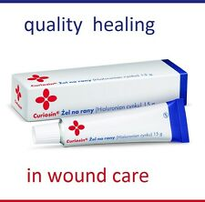 Anti-inflammatory gel Wound treatment Sores Burns Cuts Skin Infection cream UK