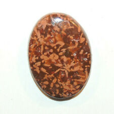 Spiderweb Jasper Cabochon 22x30mm with 5mm dome   (9990)