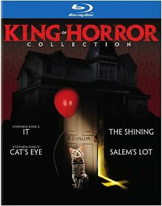 King of Horror (4-movie Collection) (Blu-Ray)
