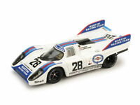 Model Car Scale 1:43 Brumm Porsche 917K N.28 Martini 1000 Km Austria M