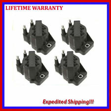 4 IGNITION COILS For 1986-2008 Pontiac Oldsmobile UPO2881*4  IC174