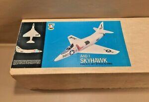 "Very Nice Midwest ""A4D-1 Skyhawk"" RC Foam Jet Style Model Airplane Kit"