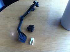 New Genuine VW / AUDI Clutch Pedal with clips MK4 GOLF BEETLE BORA A3 TT
