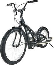 Longway TE-Sports Vélo Elliptique - Noir