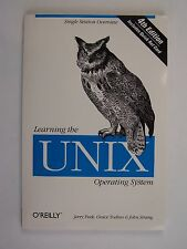 Learning the UNIX Operating System Fourth Edition Jerry Peek