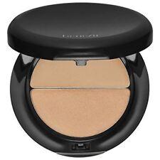 Benefit Cosmetics Hide & Sheen Concealer & Highlighter Portable Duo Compact (02