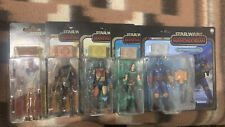 Star Wars Black Series Credit Collection Full Set (The Mandalorian) Lot of 5