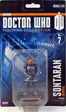 Doctor Who SONTARAN GENERAL Collectible Resin Figure No.7