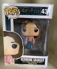 personaggio in vinile Harry Potter-Hermione Granger 43-Funko Pop!