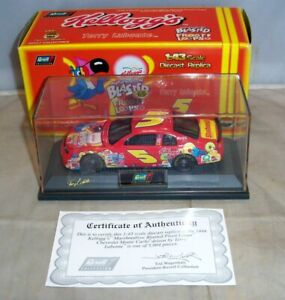 1:43 1998 REVELL #5 KELLOGGS MARSHMALLOW BLASTED FROOT LOOPS TERRY LABONTE