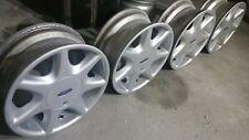 """15"""" Centra alloy rims 4x108 Ford RS7 OEM rare ori retro"""