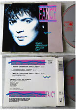 Fancy - When Guardian Angels Cry .. 1990 Maxi CD TOP