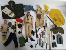 Estate Find GI Joe 1964 Hasbro Pat Pend Sailor Soldier Collection Accessories