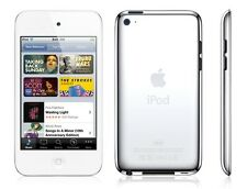 APPLE IPOD TOUCH 4 GENERACION 8GB BLANCO 100% ORIGINAL. PANTALLA DEFECTUOSA