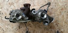 Twin Turbocharger VOLVO V60 2.0D4 31361654 31361655 31397999 10009700118 48K