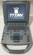 Sonosite Titan Obgyn Bw With2 Probes 1 C60 Convex 1 Ict Transvaginal Ultrasound
