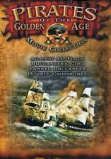 Pirates of the Golden Age Movie Collection [New DVD] Full Frame, Gift Set, Sli