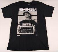 Eminem T Shirt Rap Tee Slim Shady Detroit Rapper Hip Hop Men's L #4