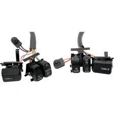 Handlebar switch dimmer/horn black - Drag specialties 71597-92L-HC4