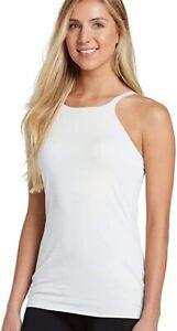 Jockey Women's Supima Cotton Allure Cami 1622 White  M