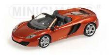 Minichamps 1:43 McLaren MP4-12C Spider 2012 - orange met.
