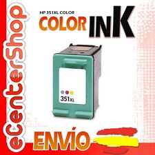 Cartucho Tinta Color HP 351XL Reman HP Officejet J6410