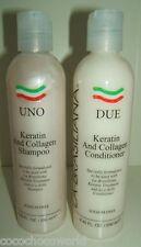 La Brasiliana Brazilian Keratin treatment aftercare Shampoo + Conditioner 250ml