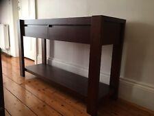 Modern Minimalistic Hallway Table Stand Tasmanian Oak Hardwood Cost $800