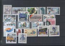 Berlin Jahrgänge , ** , Postfrisch - Auswahl aus den Jahren 1957 - 1990