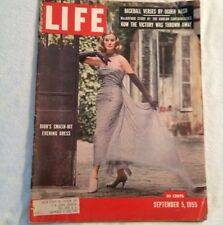 LIFE Magazine Dior's Evening Dress Ogden Nash Baseball Verses MacArthur Korea