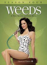 Weeds - Season 4 (DVD, 2009, 3-Disc Set)